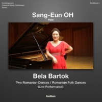 Sang-Eun Oh Romanian Folk Dances, Sz. 56