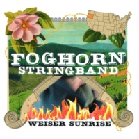 Foghorn Stringband Kicking up the Devil on a Holiday
