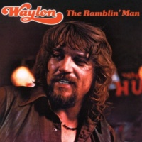 Waylon Jennings Amanda