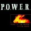 P.O.W.E.R. Power to the People / Future Shock