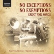 Robin Tritschler/Malcolm Martineau No Exceptions, No Exemptions