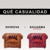 Shinova Qué casualidad (feat. Shuarma)