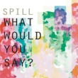 Spill What Would You Say