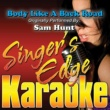 Singer's Edge Karaoke Body Like a Back Road (Originally Performed by Sam Hunt) [Instrumental]