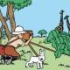 Tintin/Tomas Bolme/Bert-Åke Varg Tintin i Kongo