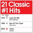 Various Artists 21 Classic #1 Hits