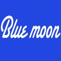 Deep Blue moon