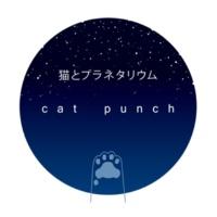 cat punch 猫とプラネタリウム