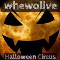 whewolive Halloween Circus