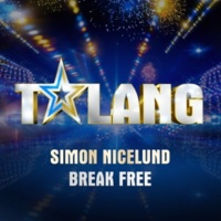 Simon Nicelund Break Free (Talang 2017)