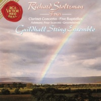 Richard Stoltzman Bagatelles, Op. 23: No. 4 Forlana