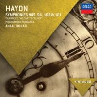 フィルハーモニア・フンガリカ/アンタル・ドラティ 交響曲 第94番 ト長調 Hob.I: 94《驚愕》: 第1楽章: Adagio - Vivace assai