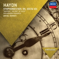 Philharmonia Hungarica 交響曲 第101番 ニ長調 Hob.I: 101《時計》: 第2楽章: Andante
