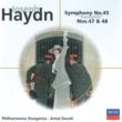 フィルハーモニア・フンガリカ/アンタル・ドラティ 交響曲 第45番 嬰へ短調 《告別》: 第1楽章: ALLEGRO ASSAI