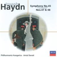 フィルハーモニア・フンガリカ/アンタル・ドラティ 交響曲 第45番 嬰へ短調 《告別》: 第4楽章: FINALE(PRESTO E ADAGIO)
