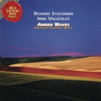 Irma Vallecillo/Richard Stoltzman Three Jazz Preludes: No. 3