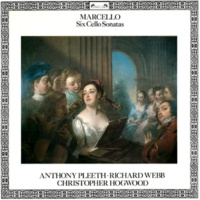 Richard Webb/アントニー・プリース/クリストファー・ホグウッド B. Marcello: Sonata No.3 in A Minor