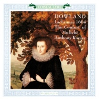 コンソート・オブ・ミュージック/アントニー・ルーリー ラクリメ(涙のパヴァーヌ)(1604): バクトン氏のガリアード