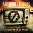 Authority Zero First One in the Pit