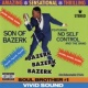 Son Of Bazerk/No Self Control And The Band The Band Gets Swivey On The Wheels (feat.No Self Control And The Band)