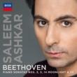 """サリーム・アシュカール Beethoven: Piano Sonatas Nos. 3, 5, 14 """"Moonlight"""" & 30"""