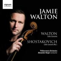Jamie Walton/Philharmonia Orchestra/Alexander Briger Walton Cello Concerto: Lento ‐ Allegro molto (1975 Revision)