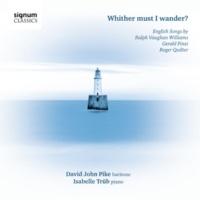 David John Pike/Isabelle Trüb 旅の歌より: In Dreams / Ralph Vaughan Williams