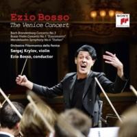 Ezio Bosso Brandenburg Concerto No. 3 in G Major, BWV 1048: II. Adagio (Live)
