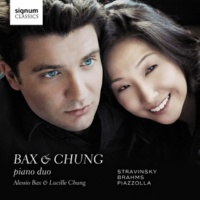 Alessio Bax/Lucille Chung 16 Waltzes, Op. 39: No. 2 in E major
