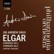 フィルハーモニア管弦楽団/Andrew Davis(指揮) Elgar: Symphonies No. 1 & 2, & Overture, Froissart
