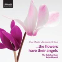 ロドルファス合唱団/ラルフ・オールウッド 祝祭カンタータ 「キリストに寄りて喜べ」 Op. 30より~ III. Hallelujah from the heart of God / Benjamin Britten