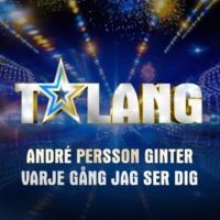 André Persson Ginter Varje gång jag ser dig (Talang 2017)