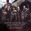 Carducci Quartet Shostakovich: String Quartets Nos. 4, 8 & 11