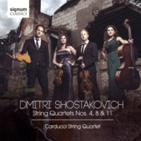 Carducci Quartet String Quartet No. 11 in F Minor, Op. 122: III. Recitative - Adagio
