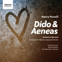 "Rachael Lloyd/Armonico Consort/Christopher Monks Dido & Aeneas, Z. 626, Act III Scene 2: Dido: ""Thy hand, Belinda; darkness shades me"""