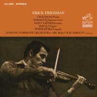 Erick Friedman Légende, Op. 17