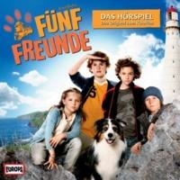 Fünf Freunde Fünf Freunde - Das Original-Hörspiel zum Kinofilm (Teil 05)
