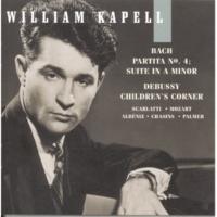 William Kapell William Kapell Edition, Vol. 6: Bach: Partita No.4; Suite in A Minor; Debussy: Children's Corner; Scarlatti; Mozart; Albéniz; Chasins