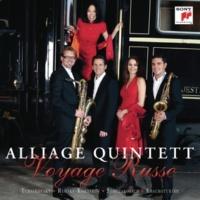 Alliage Quintett Voyage Russe