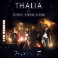 Thalía/Sasha, Benny y Erik Junto a Ti (En Vivo) (feat.Sasha, Benny y Erik)