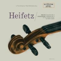 Jascha Heifetz Violin Concerto No. 2, Op. 44 in D Minor: Finale: Allegro molto