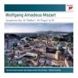 "Rafael Kubelik Wolfgang Amadeus Mozart: Symphonies Nos. 35 ""Haffner"", 38 ""Prague"" & 39  - Sony Classical Masters"