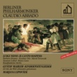 "Claudio Abbado/Berliner Philharmoniker ""Il canto sospeso"" for Soprano, Contralto and Tenor Solo, Mixed Chorus and Orchestra: II. Coro a capella ""...muoio per un mondo"""