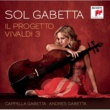 Sol Gabetta Concerto for Violoncello and Orchestra in A Minor, RV 422: II. Largo