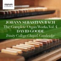David Goode Chorale Prelude on 'Von Gott will ich nicht lassen', BWV 659