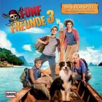 Fünf Freunde Fünf Freunde 3 - Das Original-Hörspiel zum Kinofilm (Teil 08)