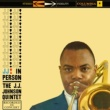 The J.J. Johnson Quintet Tune Up