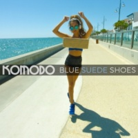 Komodo Blue Suede Shoes
