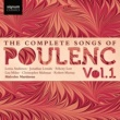 Robert Murray/Malcolm Martineau Poulenc Songs, vol.1