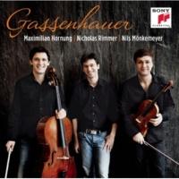 Nils Mönkemeyer/Maximilian Hornung/Nicholas Rimmer Slawischer Tanz op. 72 nr. 2